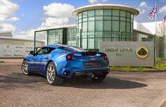 Zum Zum Auto - Electric Cars: Lotus Evora 400, a significant anniversary requires a significant car