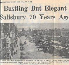 The Absence, Salisbury, Scene, Marketing