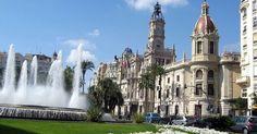 Passeios em Valencia #viagem #barcelona #espanha