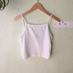 Brandy Melville Top Square neck crop top from Brandy Melville. Brand new without tags, never worn. Brandy Melville Tops Crop Tops