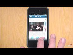 #iTVShows. conseguirás encontrar toda la información de tus series de televisión favoritas. #iPhone #App