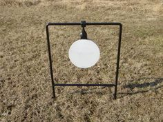 Gong target Shooting Targets, Air Rifle, Rifles, Firearms, Freedom, Safety, Survival, Guns, Projects