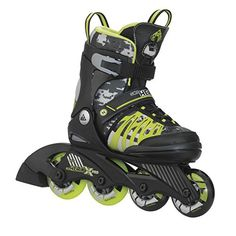 Children's Inline Skates - K2 Skate Boys Sk8 Hero X Pro Inline Skates * See this great product.