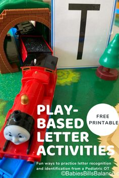 Play is the best way for young minds to learn. Incorporate these play-based letter activities into your home learning program for a fun and effective way to increase your child's letter recognition and identification. #playbasedlearning #playbasedlearningactivities #playbasedlearningpreschool #playbasedprewriting #prewritingactivities #playbasedkindgarten #playbasedlearningathome Play Based Learning, Learning The Alphabet, Home Learning, Letter Activities, Sensory Activities, Learning Activities, Teaching Handwriting, Teaching Letters, Pediatric Ot