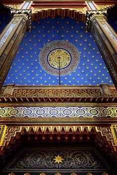 Yıldız Hamidiye Mosque, Beşiktaş, Turkey.