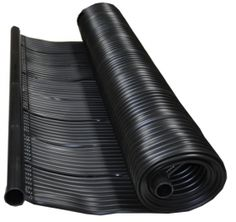 HydroPro Premium Inground or Above Ground Solar Heating System is the natural way to heat your swimming pool! Size 4' x 10' Premium Rubber Mat Material that will dramatically reduce the potential for leaking (compared to other major brands that are made of ridgid plastics and pvc and have the tendency to spring leaks) Recommended for both Inground and Above Ground Pools