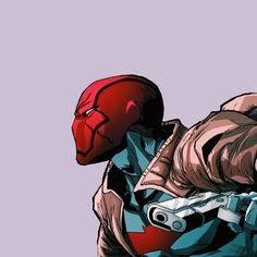 (11) Tumblr Character Drawing, Comic Character, Batman Universe, Dc Universe, Marvel E Dc, Marvel Comics, Red Hood Jason Todd, Dc Icons, Nerd