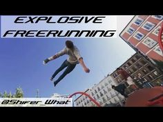 Shifer WHAT - EXPLOSIVE FREERUNNING 1.0 - YouTube Animation Reference, 2d, Instagram, Youtube, Shopping, Going Out Clothes, Youtubers