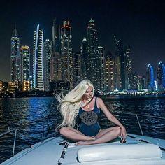Dubai nights😍💞