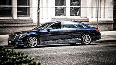 Седан Мерседес-Майбах S600 2015 (Mercedes-Maybach S600 2015) с сверхдлинной колесной базой