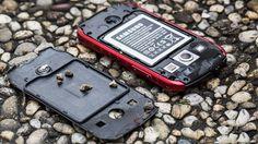Samsung Galaxy XCover 3'ün fotoğrafı ve özellikleri ortaya çıktı.