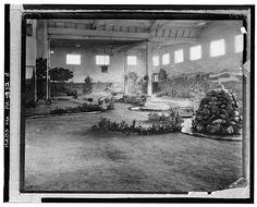 8.  Circa 1935 INDOOR MINIATURE GOLF COURSE - Young Men's Christian Association, 310 Liberty Street, Warren, Warren County, PA