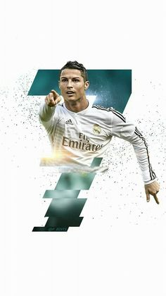 Cristiano Ronaldo of Real Madrid wallpaper. Cristiano Ronaldo 7, Ronaldo Cr7, Cristiano Ronaldo Wallpapers, Cr7 Vs Messi, Lionel Messi, Ronaldo Real Madrid, Good Soccer Players, Football Players, Portugal National Team