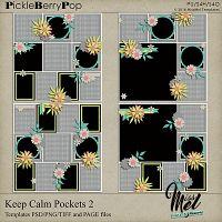 Keep Calm Pockets 2