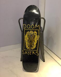 NEW @doomsayersclub decks have just arrived @8five2shop www.8five2.com #8five2 #852 #hkskateshop #doomsayers