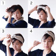 全4話で、特集「髪の悩み対策&ヘアアレンジ集」をお届けしています。第1話で教わったドライヤーの使い方や朝スタイリングのコツを経て、第2話からは、ショート・ミディアム・ロングの髪の長さ別に分けて、コテや