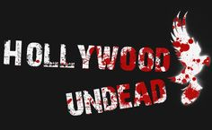 Hollywood Undead logo wallpaper