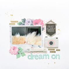 Layout: Dream On - ~ kaffeeliebelei ~