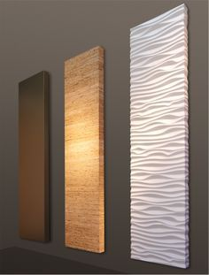 contemporary vertical radiators google search - Designer Electric Wall Heaters