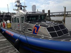 Westchester County Police Department (NY) SAFE Boat.  Newly delivered in 2013.  http://www.setcomcorp.com/police-patrol-boat-headset-intercom.html