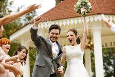 Saída dos noivos - Foto: Fer Cesar