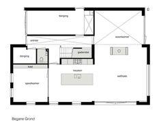 BNLA ontwerpt woonhuis binnen strikt bestemmingsplan Nieuwkoop - De Architect