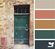Color palette idea