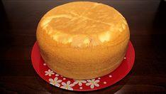 Pandișpan pufos și înalt, care nu se lasă niciodată! - Bucatarul Food Cakes, Bundt Cakes, Slow Cooker, Cake Recipes, Caramel, Food And Drink, Pudding, Healthy Recipes, Cooking