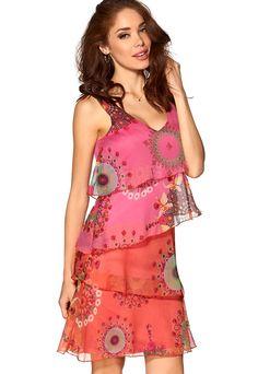 Desigual Lina Dress - Bubbleroom