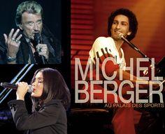 Jenifer et Johnny Hallyday rendent hommage à Michel Berger sur TF1