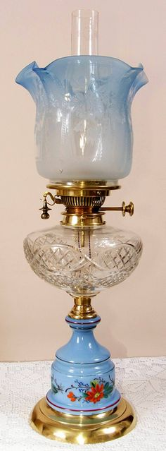 Previously Sold Oil Lamp from The Oil Lamp Store.                                                                                                                                                      More