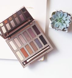 Urban Decay Naked Ultimate Basics Palette — Beauty by Kelsey
