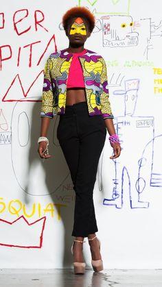 African inspired. ~African fashion, Ankara, kitenge, African women dresses, African prints, African men's fashion, Nigerian style, Ghanaian fashion ~DKK