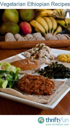 This page contains vegetarian Ethiopian recipes. Ethiopian cuisine is very vegetarian friendly.