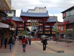 China town ,San Jose Costa Rica