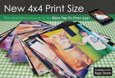 Easy Instagram Prints directly from your phone from @Michelle Pixton