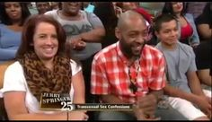 Jerry Springer (September 9, 2016) : Transsexual Se.x Confessions.
