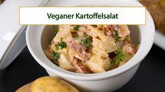 Rezeptvideo: Veganer Kartoffelsalat mit Kirschtomaten -> https://www.youtube.com/watch?v=9Hs9OHGG5uE #rezept #vegan #kartoffeln #salat #gesundheit