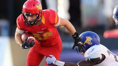 Austen Hartley WR...University of Calgary Dinos