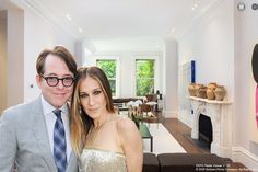 """Celebrity real estate power couple Sarah Jessica Parker and Matthew Broderick have cut the asking price of their 20 East 10th Street.  And just like she said in the movie ... """"A simple home for two"""" LOL"""