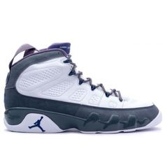 reputable site dc99d e469e Air Jordan 9 -IXo Retro White French Blue Flint Grey Jordan 9 Retro, Cheap