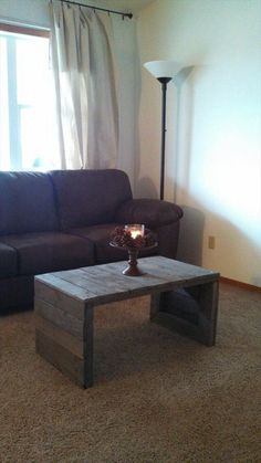 Pallet Coffee Table Plans and More for Free. Visit Now and get your DIY On! …