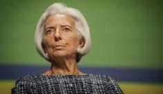 Lagarde acusa a la industria financiera de bloquear las reformas internacionales | Economía | EL PAÍS