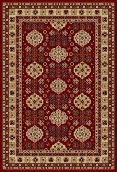 - Dywany Wełniane z orientalnymi wzorami