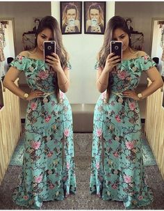 54 New Ideas Dress Indian Gowns Long Best African Dresses, African Fashion Dresses, Dresses For Teens, Trendy Dresses, Curvy Outfits, Classy Outfits, Lovely Dresses, Elegant Dresses, Floral Playsuit