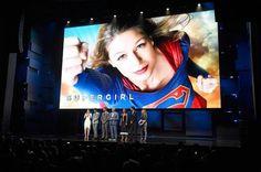 #Supergirl #CWUpfronts #Upfronts2016