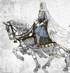 Roi Baudouin IV - un modèle de courage.