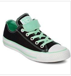 Black an mint green