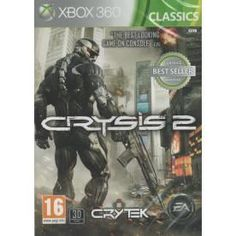 Crysis 2 II Game (Classics) Xbox 360 | http://gamesactions.com shares #new #latest #videogames #games for #pc #psp #ps3 #wii #xbox #nintendo #3ds