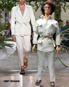 Fashion Doll Stylist: Ken's Eye View Menswear Spring Summer '16 Trends: Pt.2 PARIS!!!